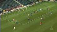 Вижте как съперника на Левски Залцбург смазва Капфемберг с 4 - 0