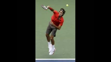 Roger Federer Us Open 2008