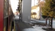заминаване от гара Свиленград