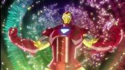 Marvel Disk Wars The Avengers Episode 4