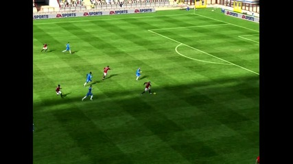 Zlatan Ibrahimovic Fifa 11
