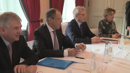 Germany: Lavrov meets with NATO's Stoltenberg in Munich
