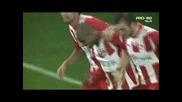 9.12.2009 Олимпиакос - Арсенал 1 - 0 Шл групи