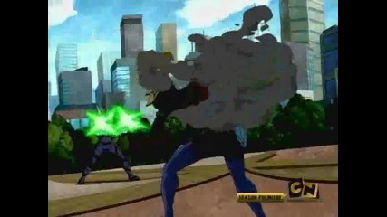 Ben 10 Alien Force - Aliens!