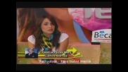 Chisme de Dulce Maria y Anahi en Premios Juventud 2010
