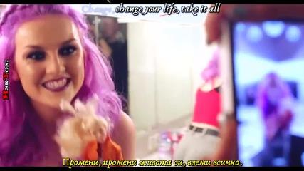 Little Mix - Change Your Life [karaoke+bg Subs]