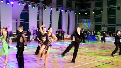 международно състезание по латино танци Пазарджик 16.05.2015