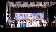 Южна Корея на събора в Монтана част4