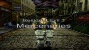 Resident Evil 3 - Mercenaries Operation Mad Jackal - Carlos Rank A - No Damage -Untoughable - част 1