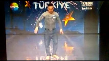 14.01.2012 Йордан Илиев в Турция Търси Талант