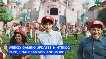This week in gaming: Nintendo Park, Avengers, Pokémon…