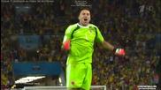 28.06.2014 Колумбия - Уругвай 2:0 (световно първенство)