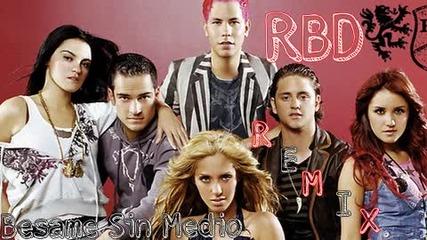 Besame Sin Medio {remix} Бг