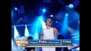 Рафи като Фреди Меркюри от 22.05.2013