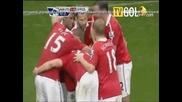 Първия гол на Бербатов срещу Ливърпул 19.09.2010