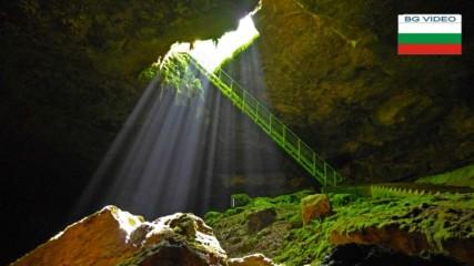 Пещера Стълбицата - призрачна стълба към тъмния свят