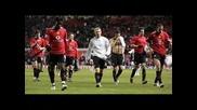 Man Utd - (official) Химн Glory Glory