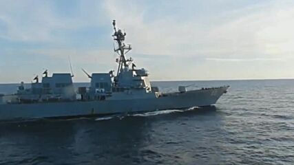 Russia: Ministry of Defence says it prevented trespassing of US destroyer in Sea of Japan