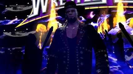 Wwe 2k15: Brock Lesnar vs The Undertaker - Wrestlemania 30 [pc]
