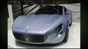 Tony Macalpine,blue Maserati