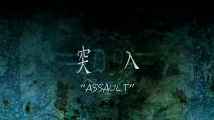Death Note episode 11 [assault] english dub