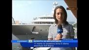 Яхта за 150 млн. евро във Варна