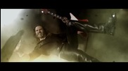 *превод* Hammerfall - Hector's Hymn Official Music Video