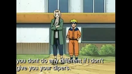 Пародия На Naruto