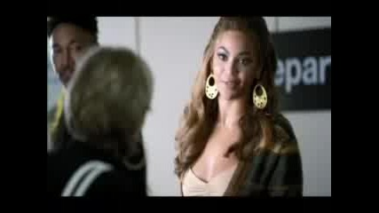 Beyonce Amex Commercial