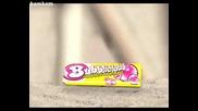 Необикновена реклама за дъвки ! (смях)