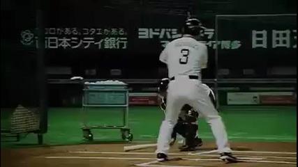 Обучение японския бейзбол