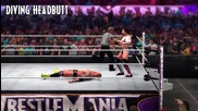 Wwe 2k14 Top 10 - Top Rope Maneuvers