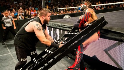 Finn Bálor vs. Kevin Owens – NXT Title Ladder Match: NXT TakeOver: Brooklyn (Full Match)