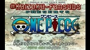 One Piece Opening 2 [jap] [hd]