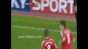 Steven Gerrard Freekick