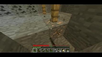 Minecraft-оцеляване-епизод 1- Кратък епизод