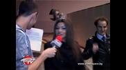 Игра на скоропоговорки с финалистите в X Factor B G!