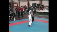 Финал семи - контакт до 57кг. Световно първенство 2009