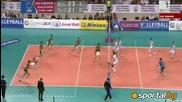 България тръгна с 3:0 над Словения в София!