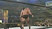WWF Скалата Срещу Стив Остин - WrestleMania X7 **HQ** (Част 2)