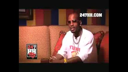 Dmx Interview - The Game Def Jam Problems