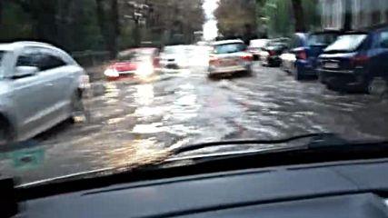 Наводнение във Варна