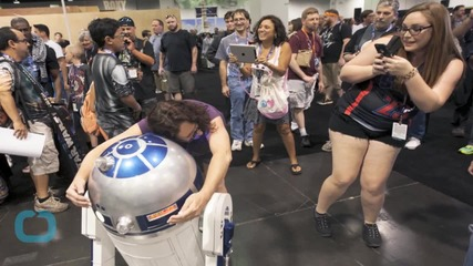 Star Wars R2-D2 Jet Revealed