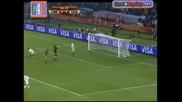 19.06.2010 Камерун - Дания 1:0 Гол на Самуел Етоо - Мондиал 2010 Юар