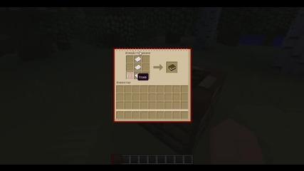 Как се правят хартия,книги и рафтове с книги.на Minecarft