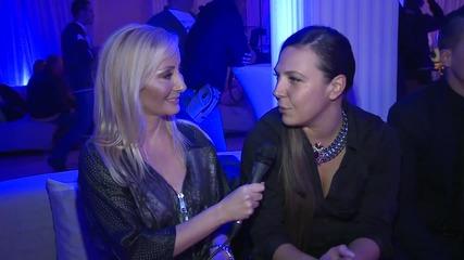 Novinarka Aleksandra Veljkovic - Rodjendansko slavlje Ace Lukasa - (Private 2014)