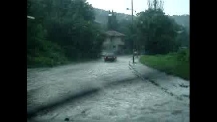 Наводнение В Панчарево III