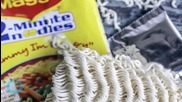 Maggi Noodles Off Indian Shelves