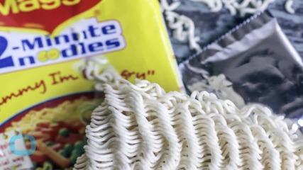 Maggi Noodles Off Indian Shelves