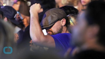 Leonardo DiCaprio Shows Off More Amazing Dance Moves at Coachella